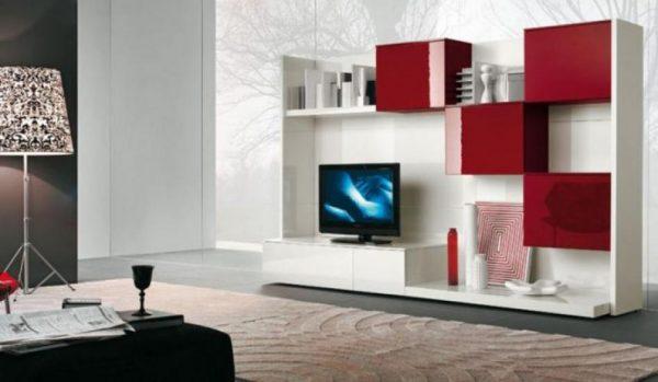 Яркая мебель в стиле поп-арт