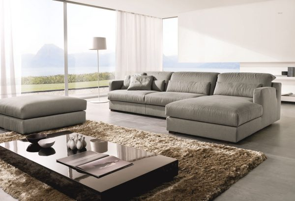 Обивка мягкой модульной мебели