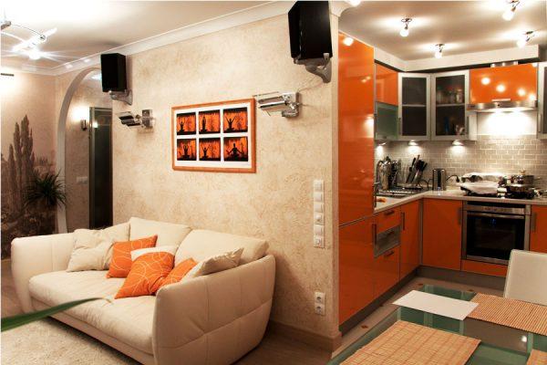Интерьер квартиры в хрущевке