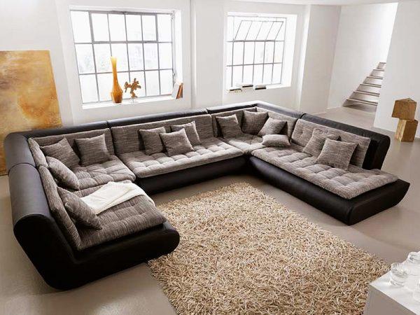Основные разновидности мягкой модульной мебели