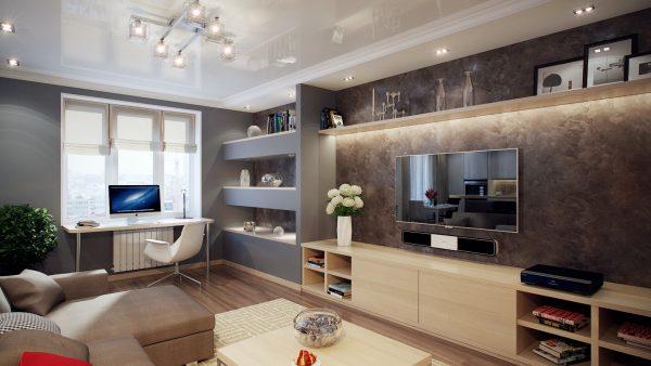 Мебель для современной гостиной
